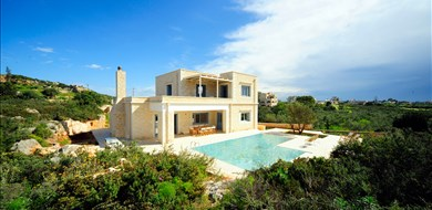 Aeriko Villa - Villas with Pools in Crete, Corfu & Paros | Handpicked by Alargo
