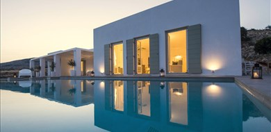 Alkmini Villa - Villas with Pools in Crete, Corfu & Paros | Handpicked by Alargo