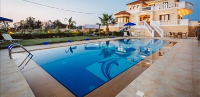 Carmelina Villa - Villas with Pools in Crete, Corfu & Paros | Handpicked by Alargo
