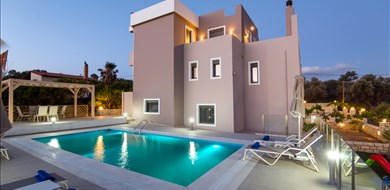 Calliope Villa - Villas with Pools in Crete, Corfu & Paros | Handpicked by Alargo