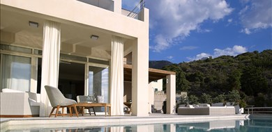 Aori Villa  - Villas with Pools in Crete, Corfu & Paros | Handpicked by Alargo