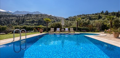 Kalithea Villa - Villas with Pools in Crete, Corfu & Paros | Handpicked by Alargo
