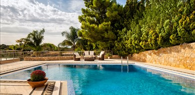 angels-villa-pool-chania-crete-2 - Villas with Pools in Crete, Corfu & Paros | Handpicked by Alargo