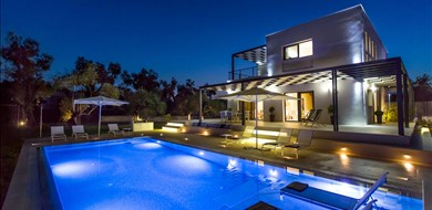 Acaste Villa - Villas with Pools in Crete, Corfu & Paros | Handpicked by Alargo