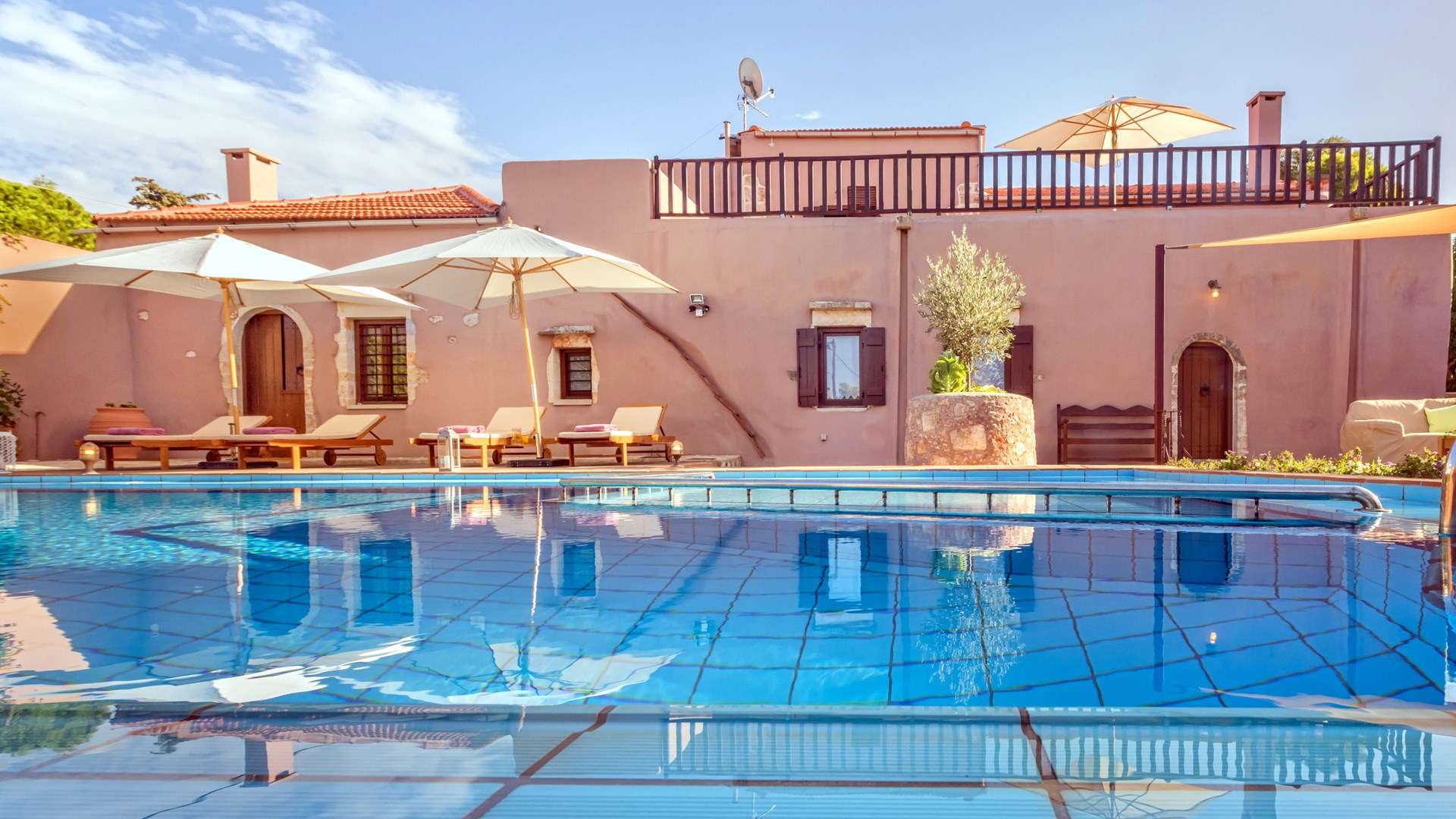 Villa Bliss | Korakies, Chania, Crete