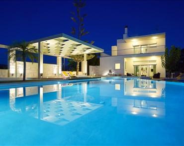 Elvina Villa - Villas with Pools in Crete, Corfu & Paros   Handpicked by Alargo