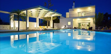 Elvina Villa - Villas with Pools in Crete, Corfu & Paros | Handpicked by Alargo
