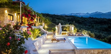 Long Stay 5% Discount - Villas with Pools in Crete, Corfu & Paros | Handpicked by Alargo