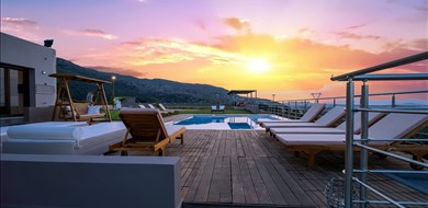 Long Stay - 10% Discount - Villas with Pools in Crete, Corfu & Paros | Handpicked by Alargo
