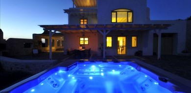 Avra Villa - Villas with Pools in Crete, Corfu & Paros | Handpicked by Alargo