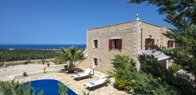 Artemis Villa - Villas with Pools in Crete, Corfu & Paros | Handpicked by Alargo