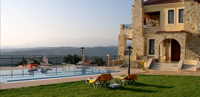 Hermes Villa - Villas with Pools in Crete, Corfu & Paros | Handpicked by Alargo