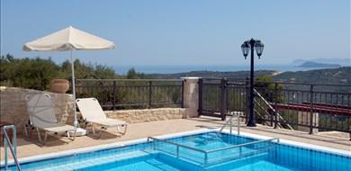 harmonia-villa-polemarchi-chania-crete-1 - Villas with Pools in Crete, Corfu & Paros | Handpicked by Alargo